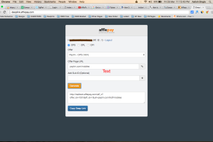 DeepLink Browser Extension Tool Afflepay Chrome Firefox